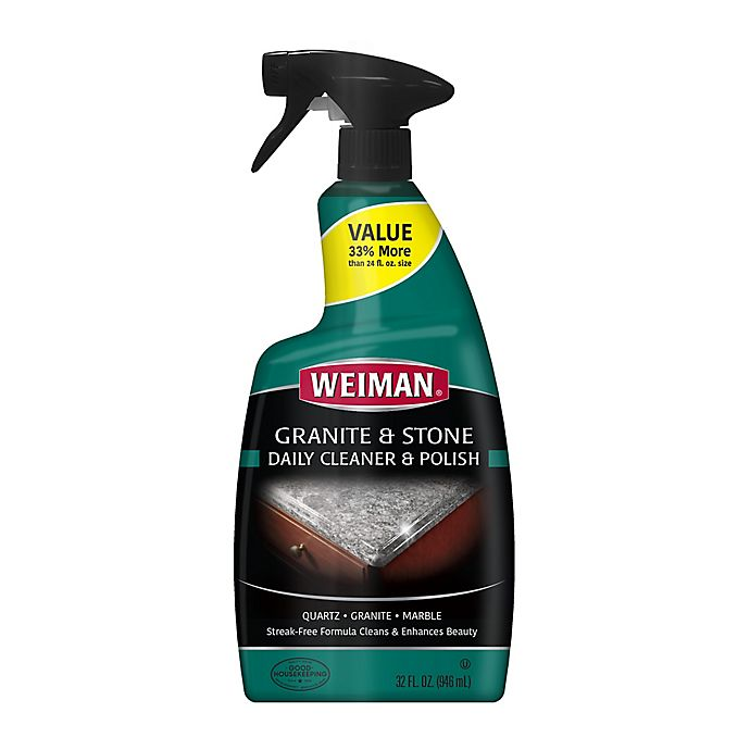 Alternate image 1 for Weiman® Granite & Stone Daily Cleaner and Polish