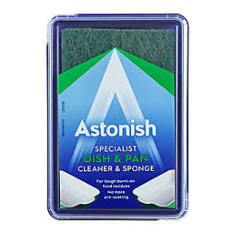 Astonish Specialist Dish & Pan Cleaner & Sponge (250g)