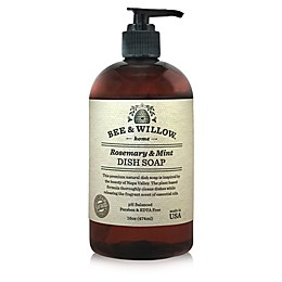 Bee & Willow™ Home 16 oz. Rosemary & Mint Dish Soap