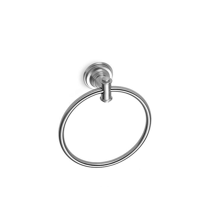 Alternate image 1 for Moen® Ellsworth Towel Ring in Brushed Nickel