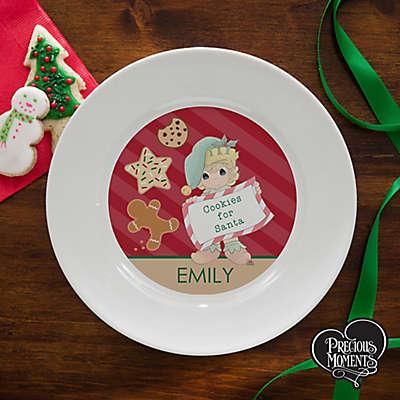 Precious Moments ® Personalized Elf Ceramic Plate