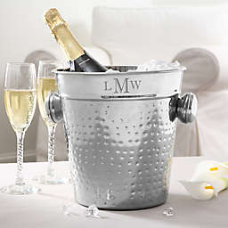 Classic Celebate Engraved Chiller and Ice Bucket