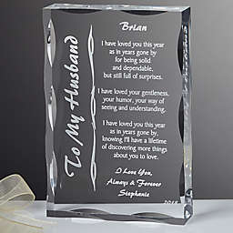 I Have Loved You Personalized Keepsake