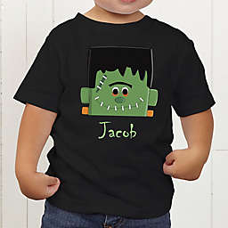 Freaky Frankie Personalized Toddler T-Shirt