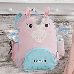 Allie the Allicorn Personalized Kid's Backpack