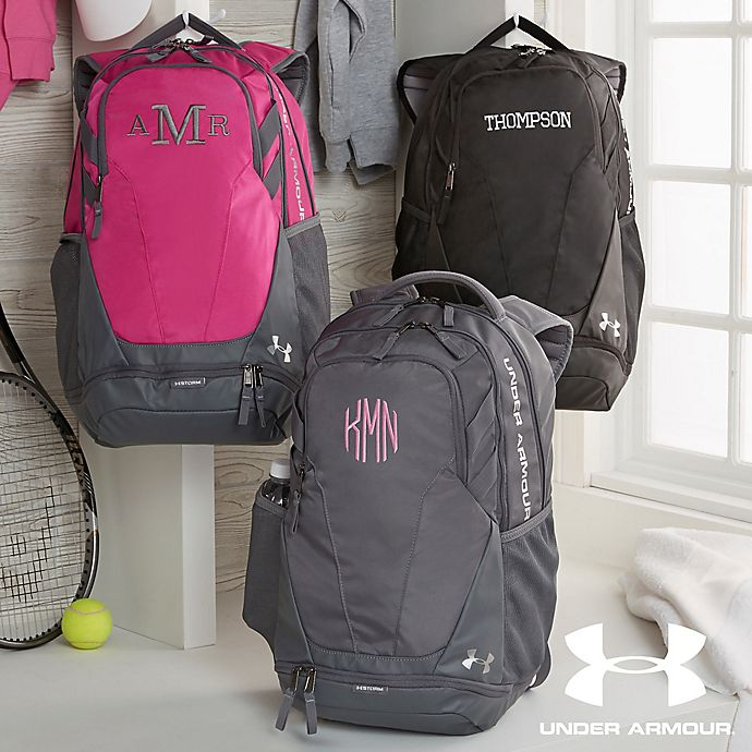 0f974df73e Under Armour® Embroidered Backpack