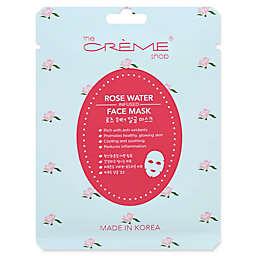 The Crème® Shop Rose Water Face Mask