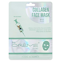 The Crème Shop® Collagen Face Mask Pro-Youth Remedy