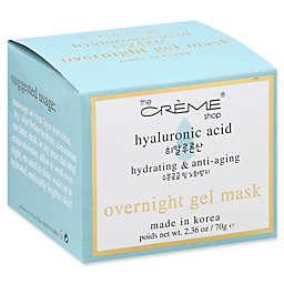 The Crème® Shop 2.36 oz. Hyaluronic Acid Overnight Gel Mask