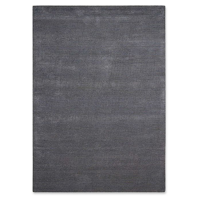 Alternate image 1 for Calvin Klein® Ravine Hand Tufted Area Rug in Dusk