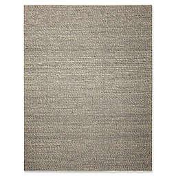 Calvin Klein® Lowland Hand Woven 7'9 x 9'9 Area Rug in Black/Grey