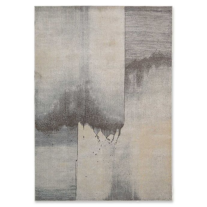 Alternate image 1 for Calvin Klein® Home Gradient Area Rug in Silica