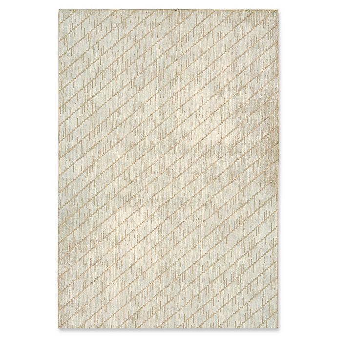 Alternate image 1 for Calvin Klein® Home Maya Power-Loomed Area Rug in Mica