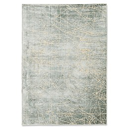 Calvin Klein® Home Maya Etched Area Rug in Mercury