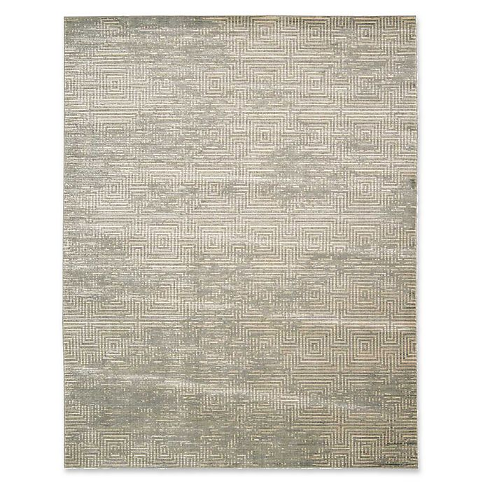Alternate image 1 for Calvin Klein® Home Maya Pasha Power-Loomed Area Rug in Mineral