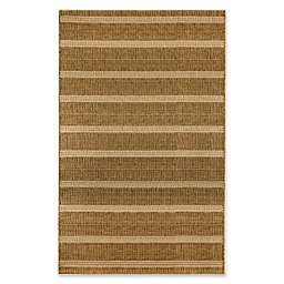 Bee & Willow™ Home Farmhouse Stripes 7'10 x 10' Indoor/Outdoor Area Rug