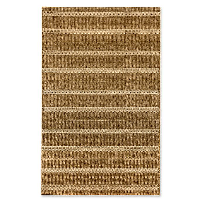 Alternate image 1 for Bee & Willow™ Home Farmhouse Stripes Indoor/Outdoor Rug
