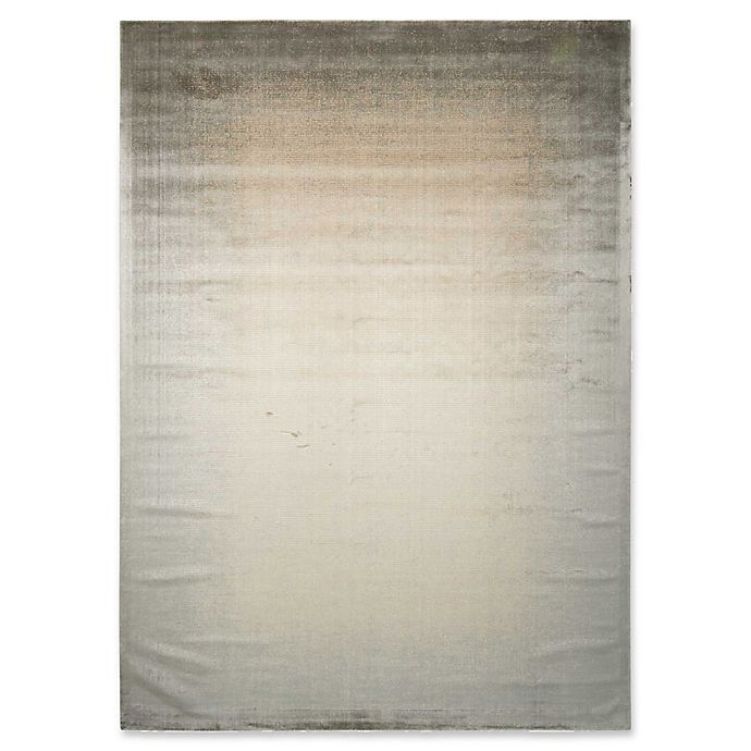 Alternate image 1 for Calvin Klein® Home Maya Aurora Power-Loomed Area Rug in Vapor
