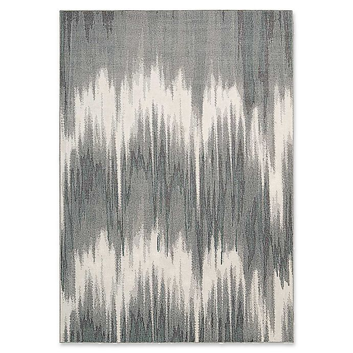 Alternate image 1 for Calvin Klein® Home Gradient 9'9 x 13'9 Area Rug in Baltic