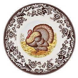 Spode® Woodland Turkey Luncheon Plate
