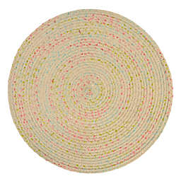 Boucle Placemat in Wild Flower