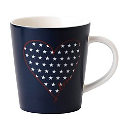 ED Ellen DeGeneres Crafted by Royal Doulton® Heart Stars Mug in Blue