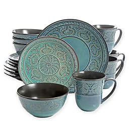 Country Loft® Chantilly 16-Piece Dinnerware Set