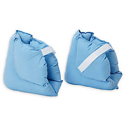 Heel Protector Pillows in Blue (Pack of 2)