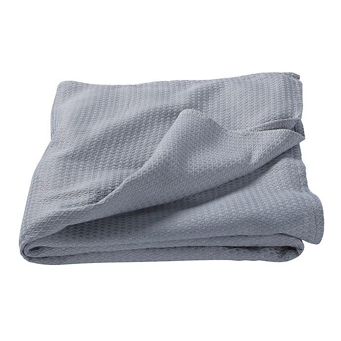 Alternate image 1 for Lewis N. Clark® Packable Blanket in Grey