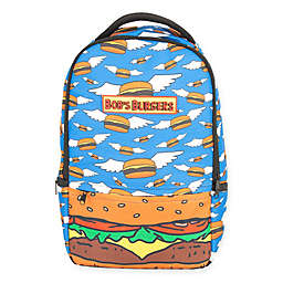 Bob's Burgers Flying Hamburger Laptop Backpack
