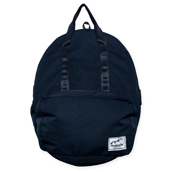 Alternate image 1 for Avalanche® Apex Expandable Backpack in Black