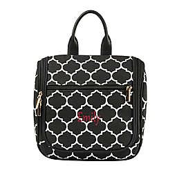 Cathy's Concepts Hanging Cosmetic Bag in Black