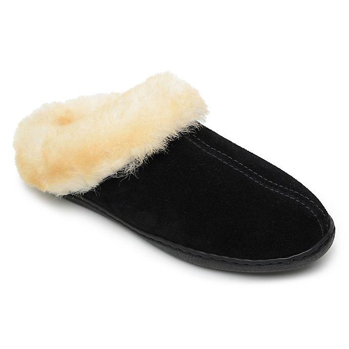 Alternate image 1 for Minnetonka® Women's Sheepskin Mule Slipper