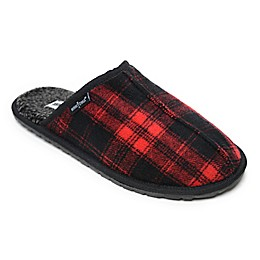 Minnetonka® Franklin Plaid Men's Slippers