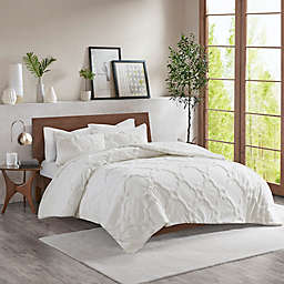 Madison Park 3-Piece Pacey Comforter Set