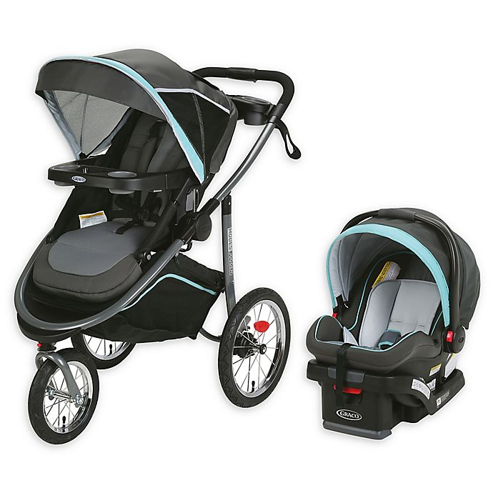 Alternate image 1 for Graco® Modes™ Jogger Travel System in Tenley™