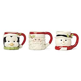 Lenox® Hosting the Holidays™ Figural Mugs