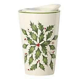 Lenox® Holiday® Festive Travel Mug