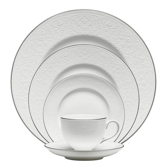 Alternate image 1 for Wedgwood® English Lace 20-Piece Dinnerware Set