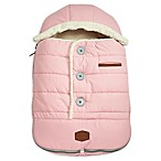 JJ Cole® Urban BundleMe® with Buttons and Hood in Blush Pink