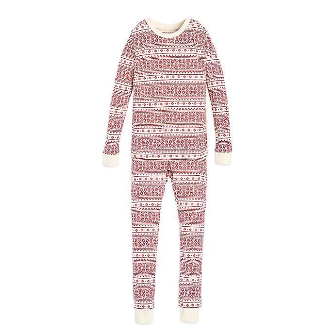 Burt s Bees Baby® Fair Isle 2-Piece Organic Cotton Pajama Set  4a8c055db