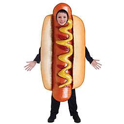 Hot Dog One-Size Child's Halloween Costume
