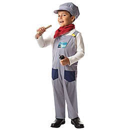 Old-Fashioned Train Conductor Child's Halloween Costume
