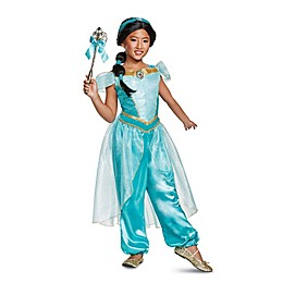 Disney® Aladdin Princess Jasmine Deluxe Child's Halloween Costume