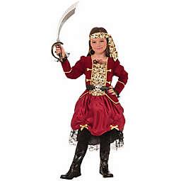 Pirateer Child's Halloween Costume