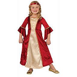 Scarlet Princess Child's Halloween Costume
