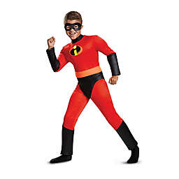 Incredibles© 2 Dash Classic Muscle Child's Small 3-Piece Costume