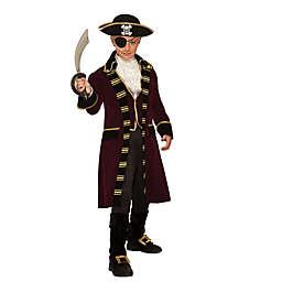 Buccaneer Captain Child's Halloween Costume