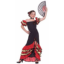 Flamenco Teen Halloween Costume