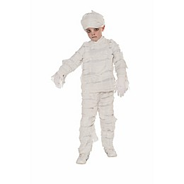 Child Mummy Halloween Costume